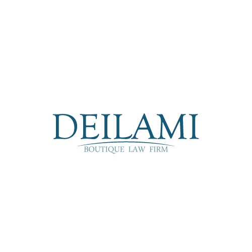 New logo wanted for Deilami Boutique Law Firm