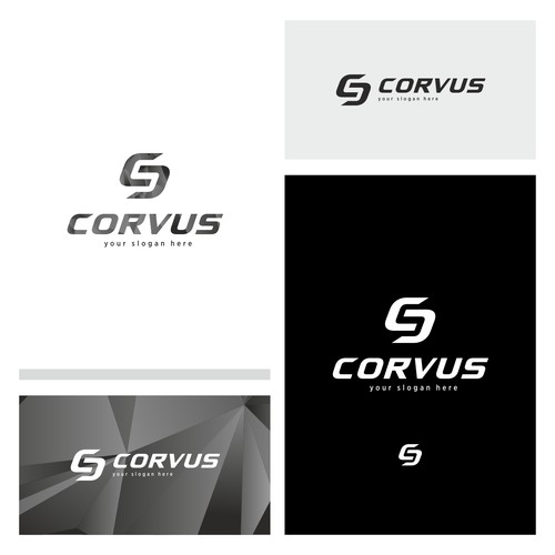 logo for multi-service company