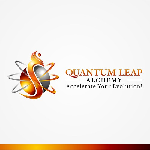 3D LOGO CONTEST FOR BREAKTHROUGH CREATIVITY & LEADERSHIP TRAINING COMPANY - QUANTUM LEAP ALCHEMY
