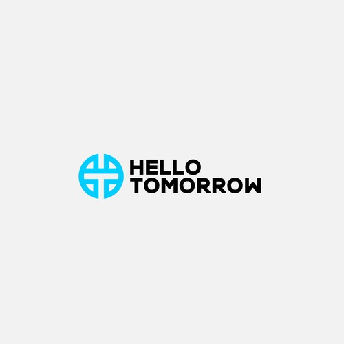 Creating logo for Hello Tomorrow