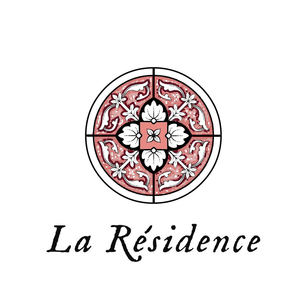 Design a creative logo for a BnB re-launch in historic french town