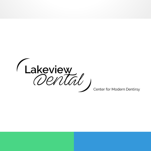 Logo Concept for Lakeview Dental