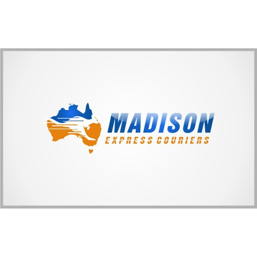 Help Madison Express Couriers with a new logo