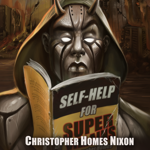 Self-Help For Super Villains Cover