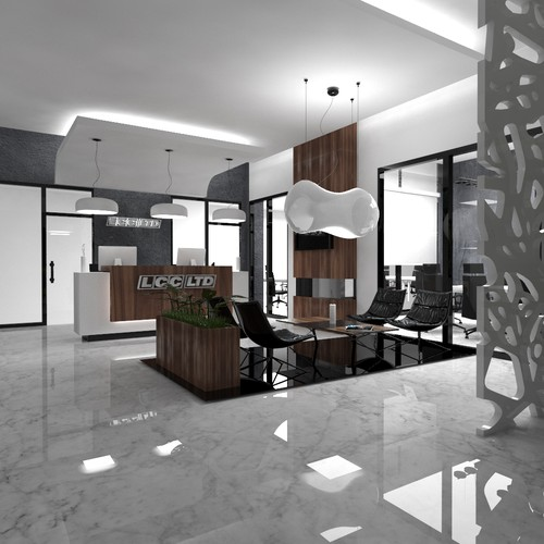 Office room concept