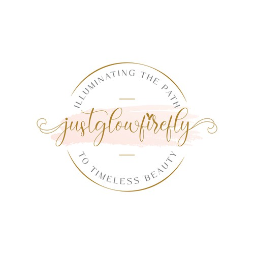Luxury Beauty YouTuber and Influencer in need of chic, sophisticated logo