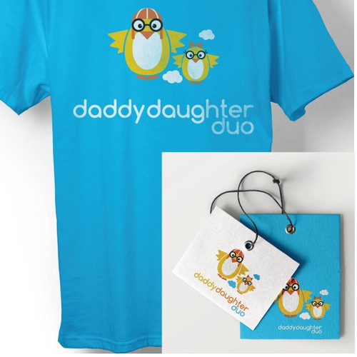 Fashion brand  selling  clothing items for fathers and their daughters