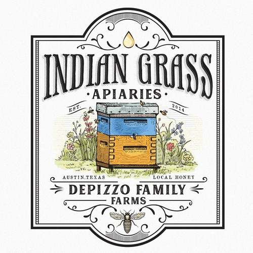 INDIAN GRASS APIARIES