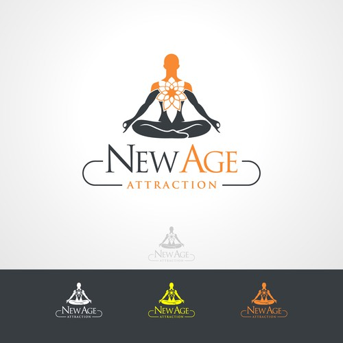 Logo NEW AGE ATTRACTION