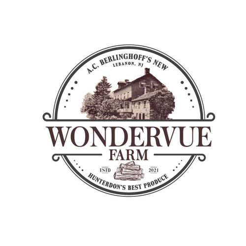 Logo Wondervue