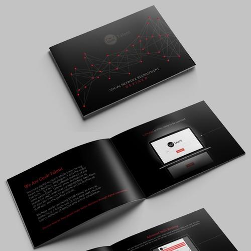 Create a world-class brochure