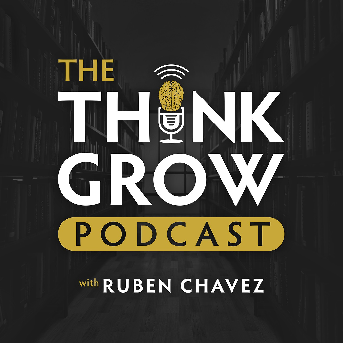 Design a Podcast Logo For A Personal Development Brand