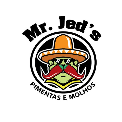 New logo wanted for Mr. Jed's Pimentas e Molhos