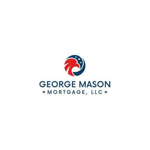 logo concept for George Mason