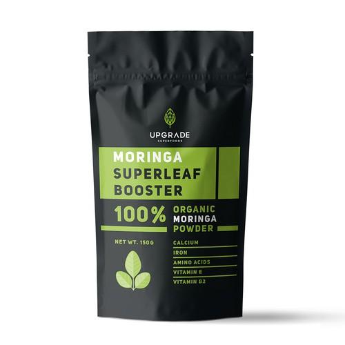 Label-Design for Upgrade Superfoods