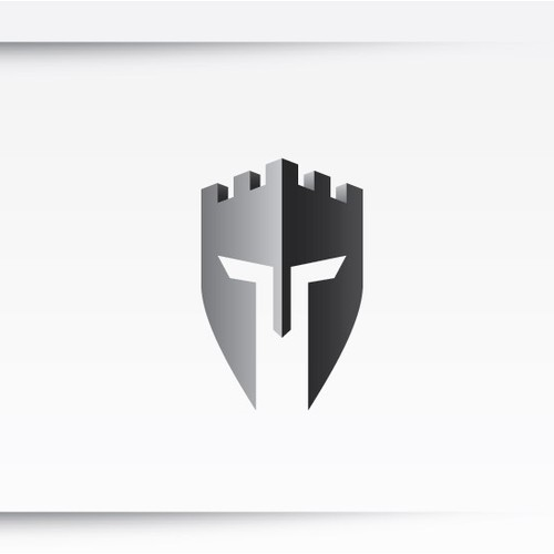 Concept logo for young & ambitious salesforce.
