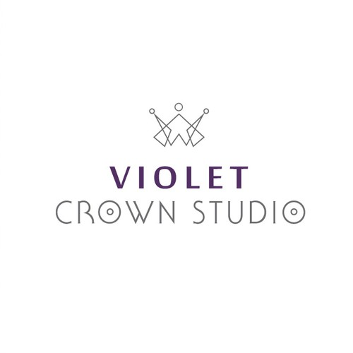 Modern logo design for boutique photography studio