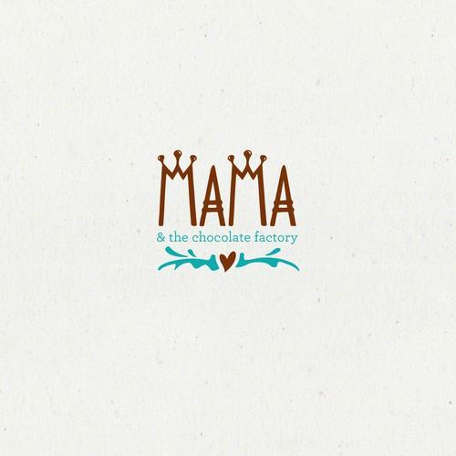 modern clean logo for woman's blog
