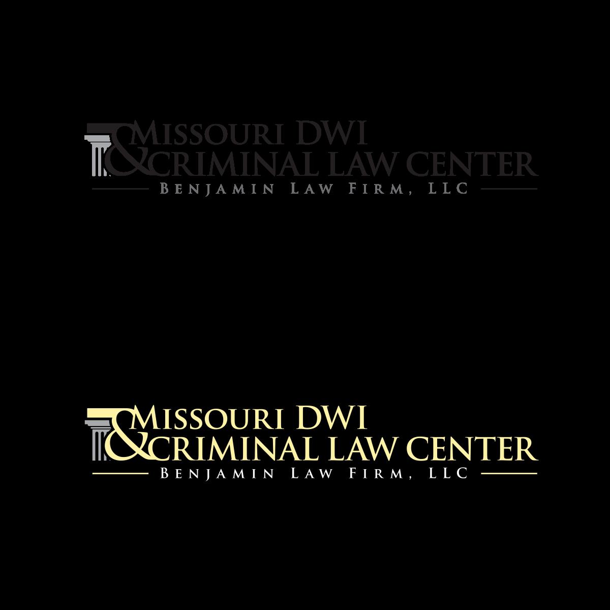 Logo for law firm rebranding