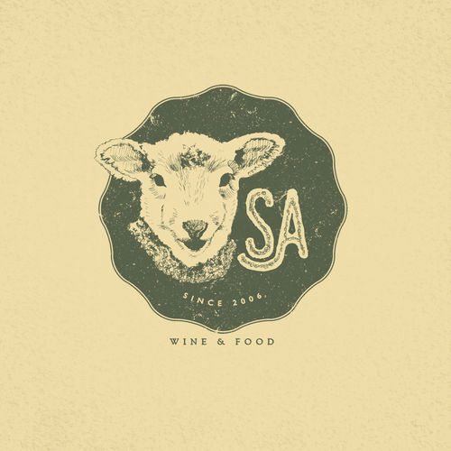 Logo for a Portugal wine&food trading family company