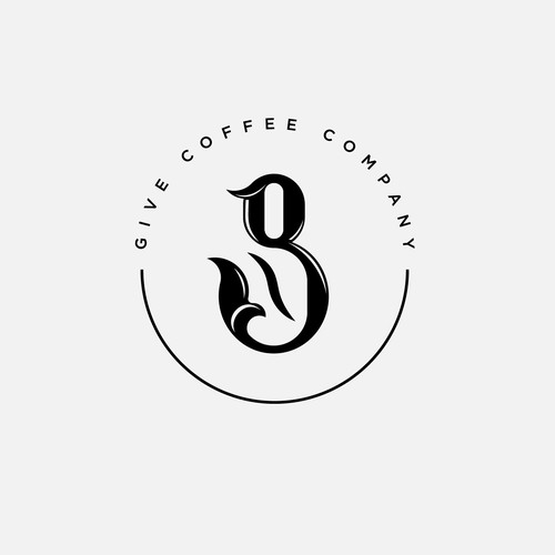 Logo concept for coffee shop and company
