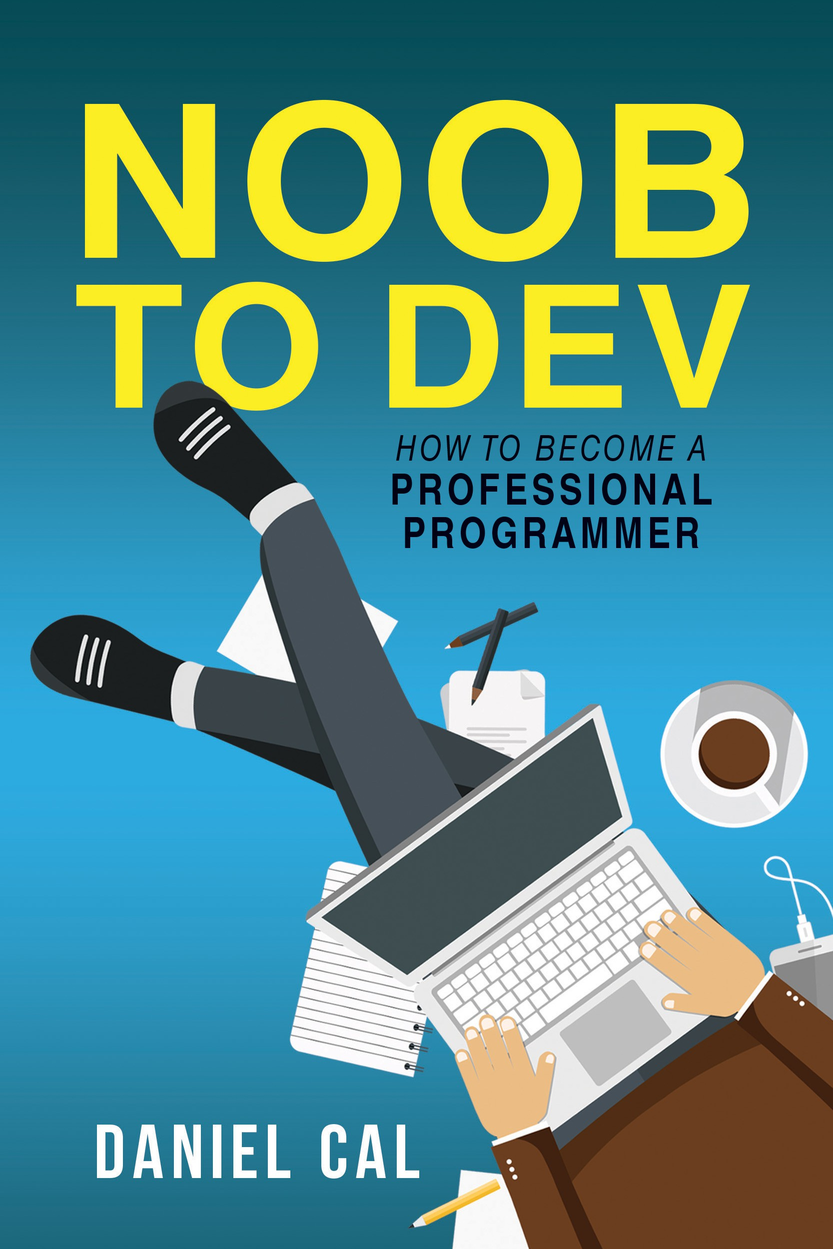 Design a Book Cover for a How To Learn Programming Book