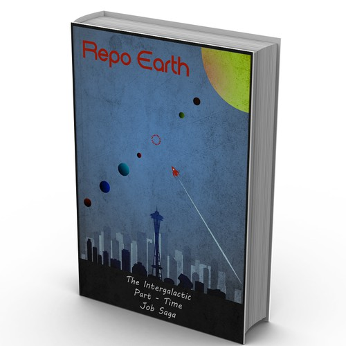 "Repo Earth ""The Intergalactic part-time job saga"