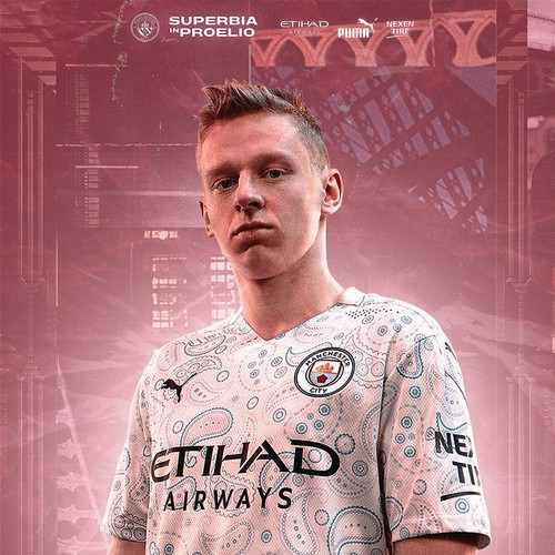 Banner Design Manchester City