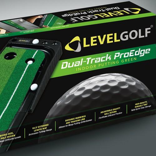 Level Golf Indoor Putting Green