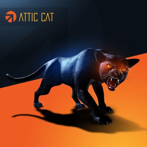 attic cat