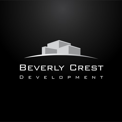 logo for beverly crest