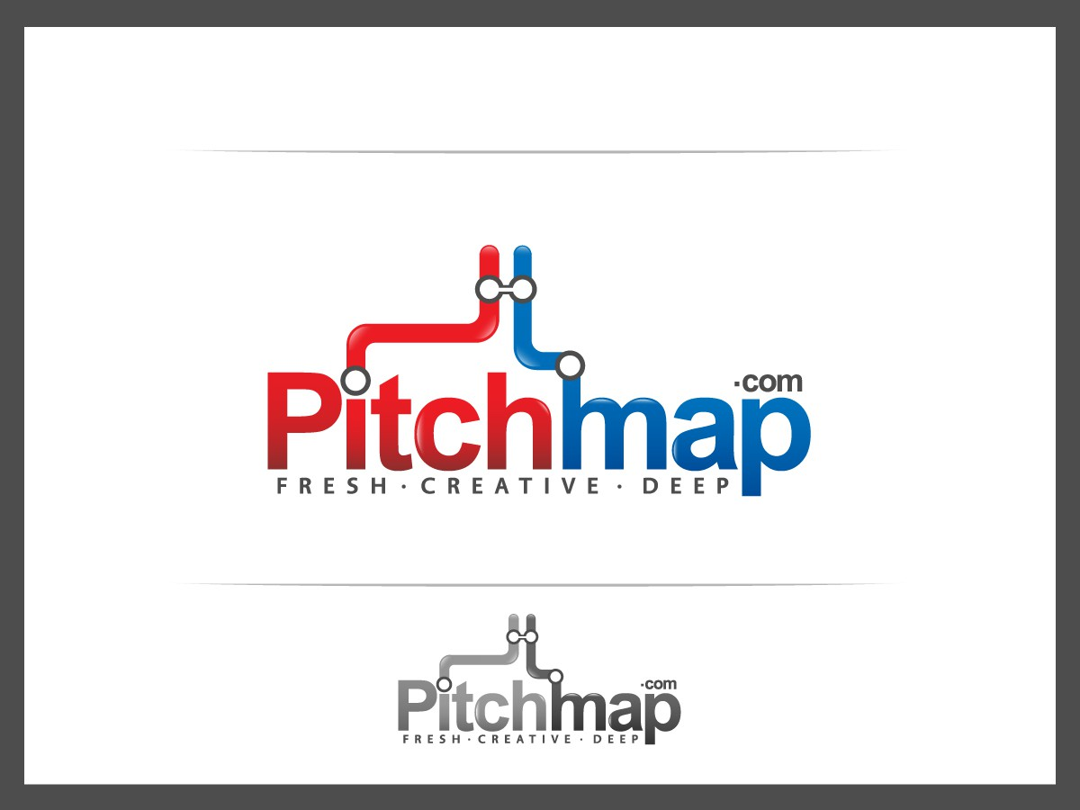 Pitchmap.com needs a tube-map type logo