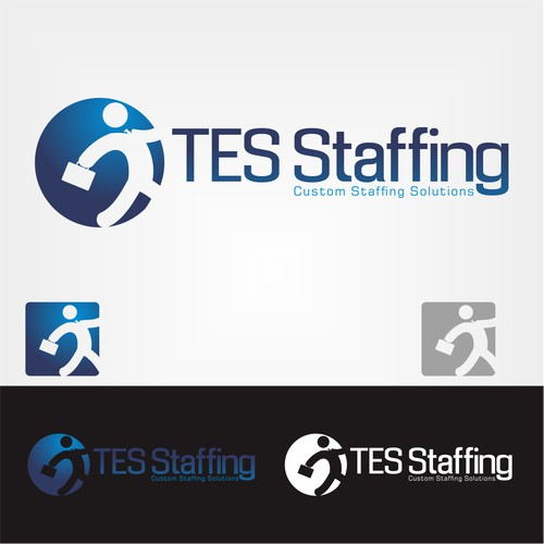 logo for Tes Staffing Agency