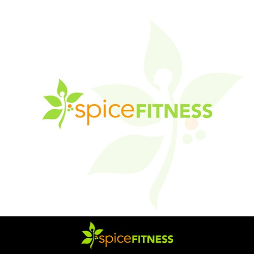Unique Logo for Fitness Studio