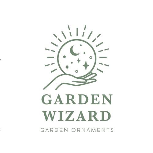 Garden Wizard Logo