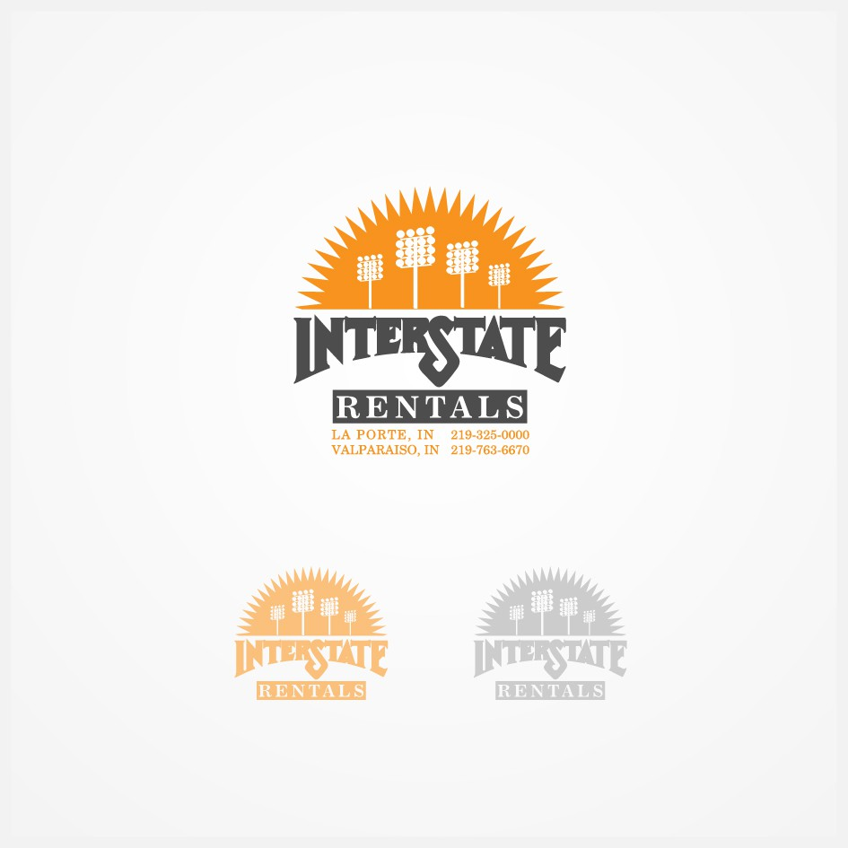 Help Interstate Rentals with a new logo