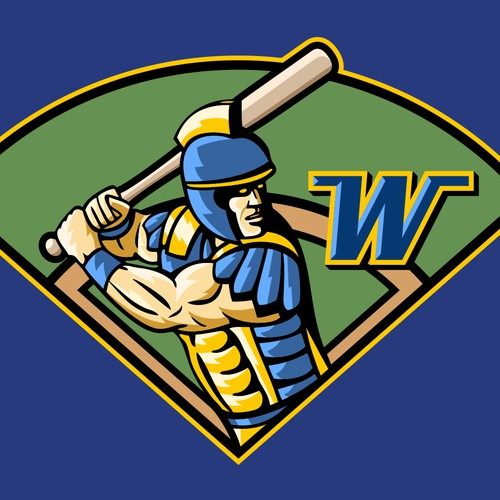 Wayzata baseball team logo redesign