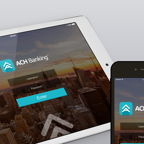 Design and Branding for mobile web application in banking domain