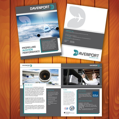 Davenport brochure