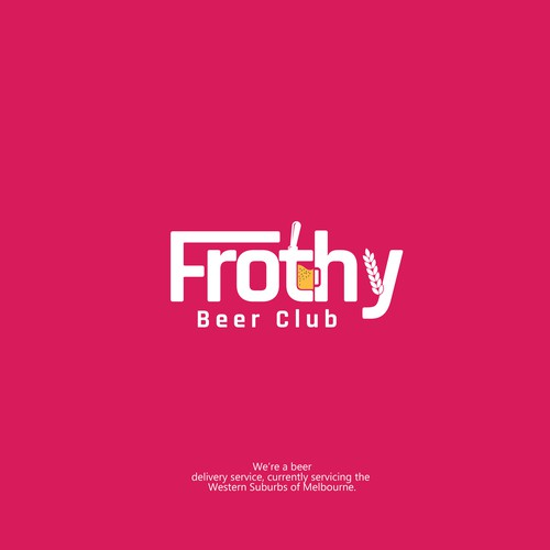 """beer club """"FROTHY"""""""