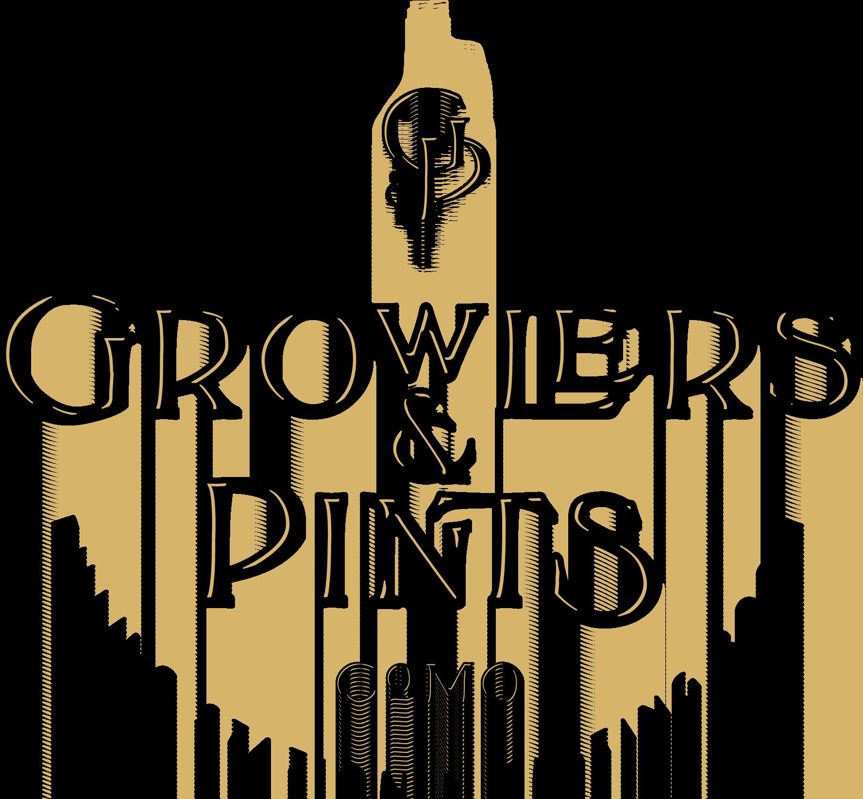 Design a vintage/modern vintage/hipster logo for a Growler Filling Station & Tasting Room