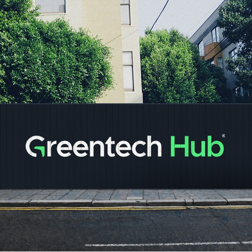 Logo for Greentech Hub