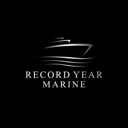 Record Year Marine Logo