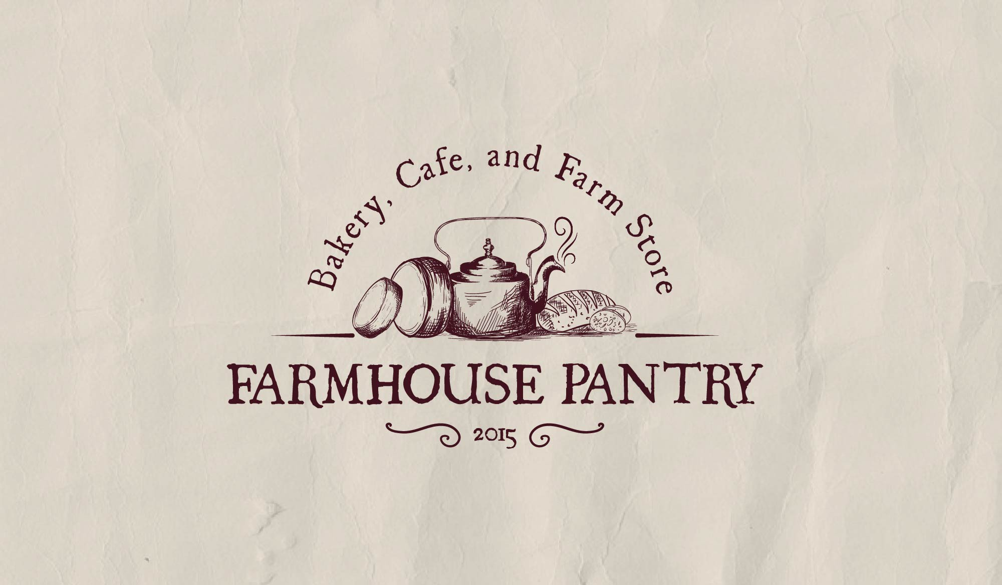 New local-food farm store and bakery in rural setting seeking logo