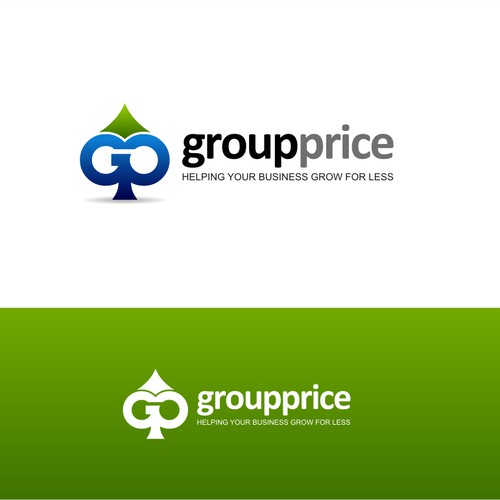 Help Group Price with a new logo