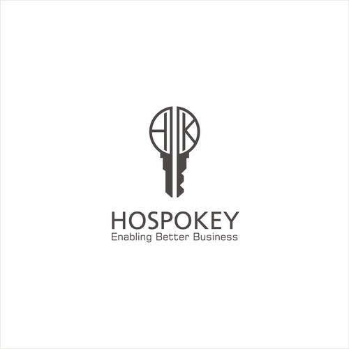 Logo concept for Hospokey