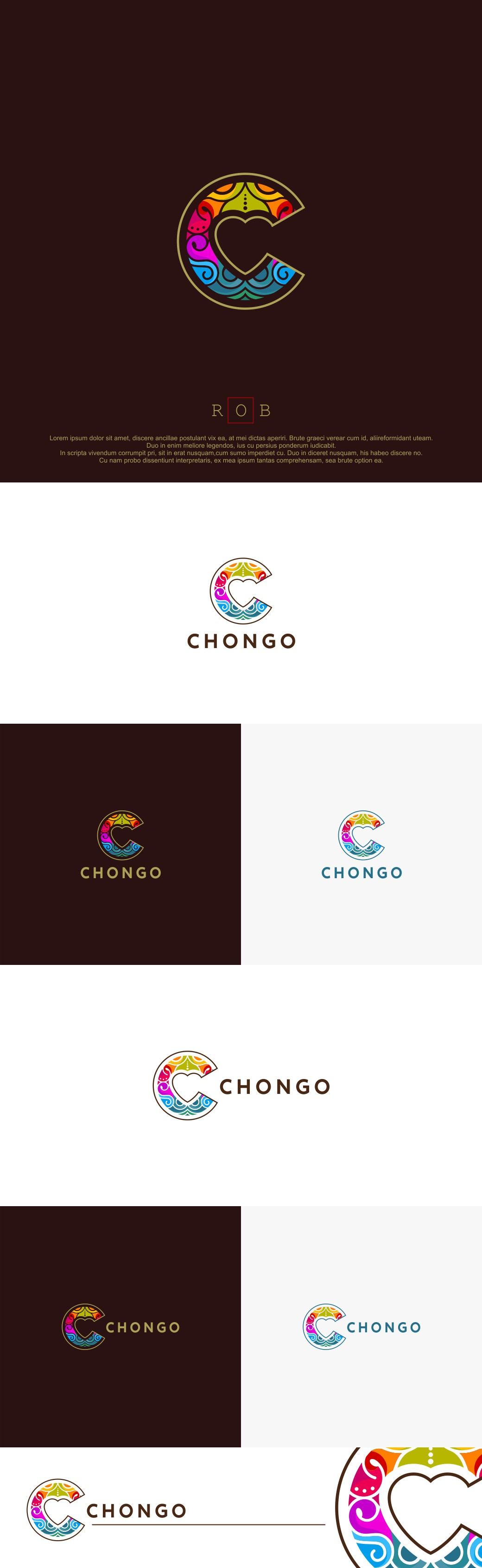 Chongo, connecting the world through chocolate ... need a great logo!