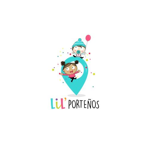 Logo kids app