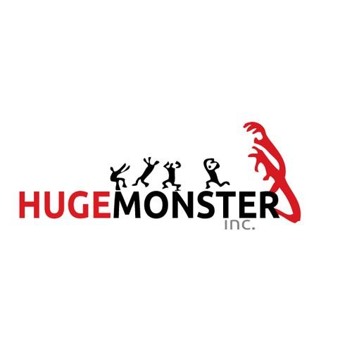 New Logo! - Help us relaunch HugeMonster Inc.