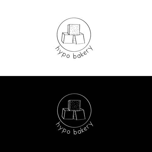Hypo Bakery Logo Design 2